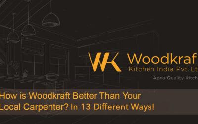 Top 13 Reasons Dealers Choose a WOODKRAFT Kitchen brands